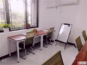 园林式办公园区40平独立办公室出租,免物业费