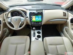 二手天籁16款2.0LXL舒适版车价13万左右