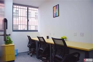 2号线沿线精装2至8人独立办公室不限行业租期可注册