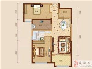 高新区中华西路两室中装房带家具