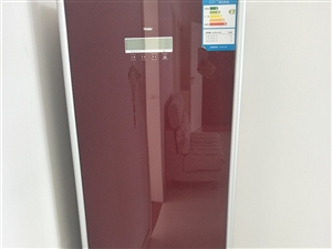 售海尔9成新218升制冷效果超棒冰箱1台