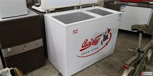 低价出售二手白雪冷柜家用商用均可