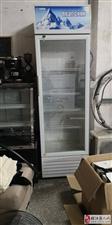 低价出售二手立式冷藏饮料柜、冰柜,低价甩买!
