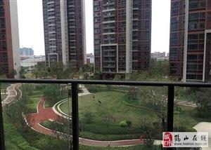 松鹤新城高层,向花园2室2厅1卫1800元/月