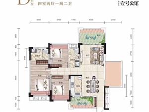 建筑面积116.36-121.55�O