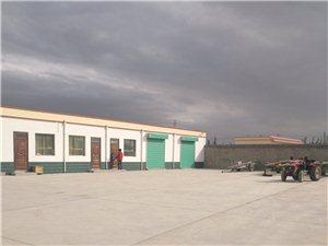 场地出租−−总寨工业园区有1500平米修建好的场地