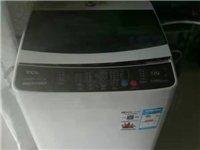 洗衣机转让 9成新
