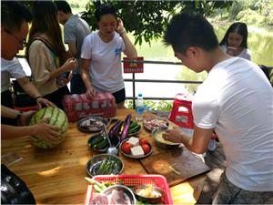 2019台湾松崗周邊員工拓展活動挺好的農家樂