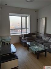 海信园13楼2室2厅1卫90.82平米简单装修采光好
