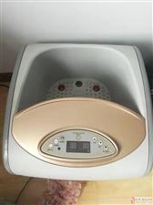 电动按摩加热家用足浴盆