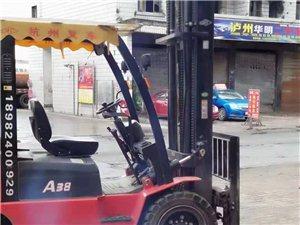 合江县3.5吨叉车出租,24小时服务