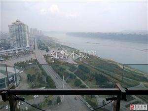 康安江城,3室带楼顶,正江景房,售价78.8万