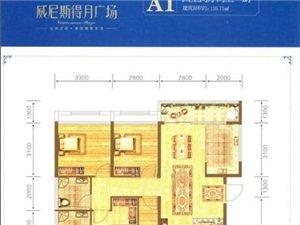 A1四室两厅两卫两厨 135.75�O