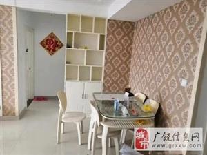 丽景豪庭3室2厅1卫带家具家电