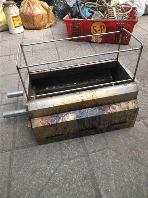 烧烤设备处理