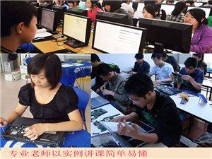 青苗电脑培训平面设计/网页设计/CAD包学会