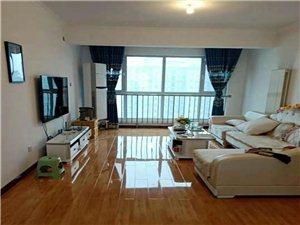 大港东部经纬绿洲海通园15楼两室大通厅精装采光好