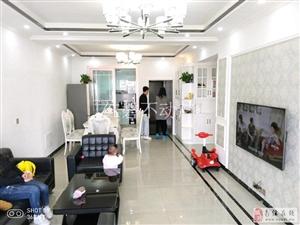 康安江城二期,花了30万全新欧式精装,两梯四户