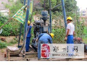 專業打井    地源熱泵