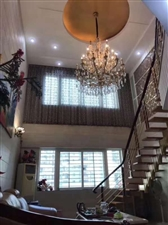 登科小区楼中楼225平方精装修