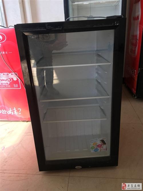 单门展示冰柜