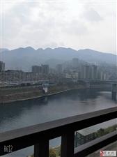 香江国际港湾3室正临江面积120