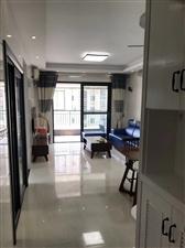 永隆国际城高层精装两房出租,带家具家电,拎包入住