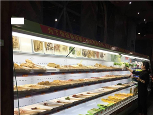 河南周邊水果店風幕柜定制廠家哪里有?