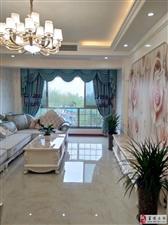 西城一号3室带中央空调欧式装修100平米仅售68.6万
