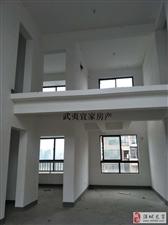 5室2厅2卫160万元,高层复式楼毛坯