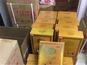 日照回收30年50年茅�_酒瓶�Y盒茅�_酒回收
