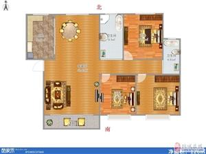 新东方世纪城3室2厅1卫85万元