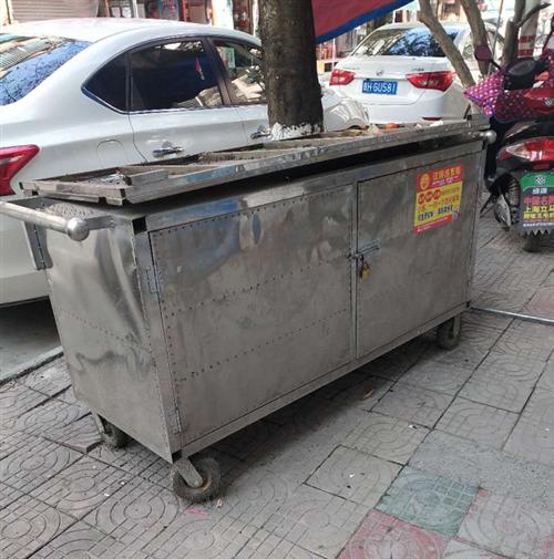 九成新烧烤摊出售