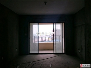 实验中学附近金色阳光城+毛坯2室+中高层采光佳