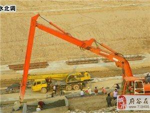 府谷18米加长臂挖掘机出租