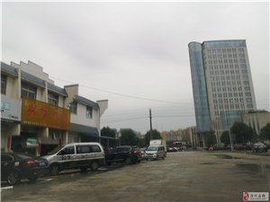 出售华英总部对面门面房两间上下两层160平方