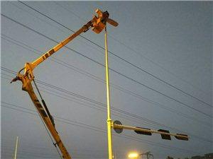出租高空作业车,路灯车,升降车,升降平台,电力工程
