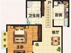 翡翠庄园2室1厅1卫70万元