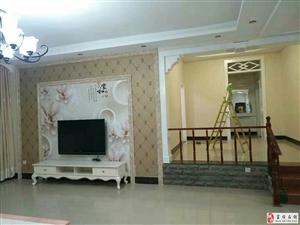 巨力小区3室2厅2卫家具家电齐全花园110平米