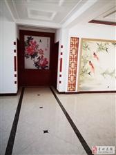 圣水花园4楼124平精装三室带车库证全95万可按揭