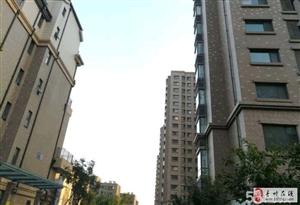 联升富贵苑17楼117平精装3室+车位双证105万