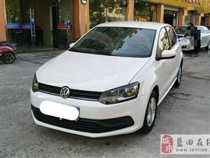 大众Polo出售二手车