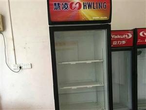 八成新展示冰柜出售