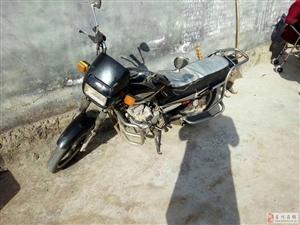 出售125摩托车一辆
