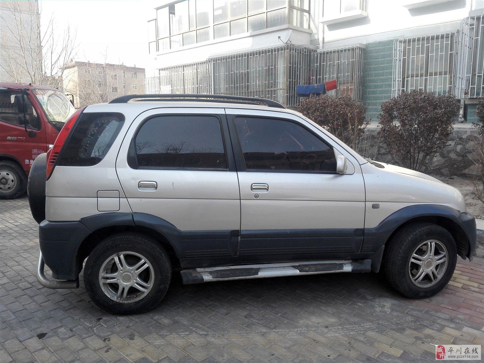 出售二手众泰小型SUV一辆