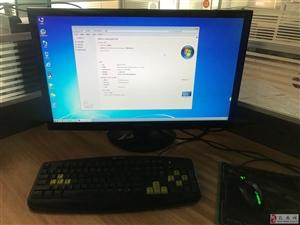 闲置二手台式电脑低价出售