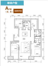 石油孔雀城电梯洋房4室2厅2卫最好户型带车位