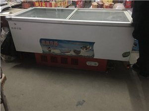 出售自己?#39029;?#24066;用冰箱冰柜各一台。