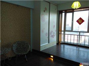 鄂尔�多斯东街天和公寓1室1厅1卫1600元/月