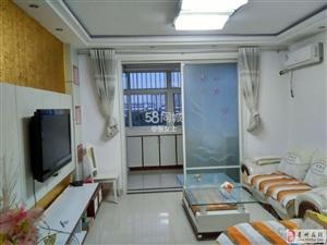 王府花园2室2厅110平精装家具家电齐全